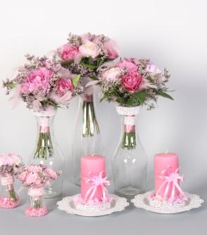 jarni dekorace kvetiny vamberk